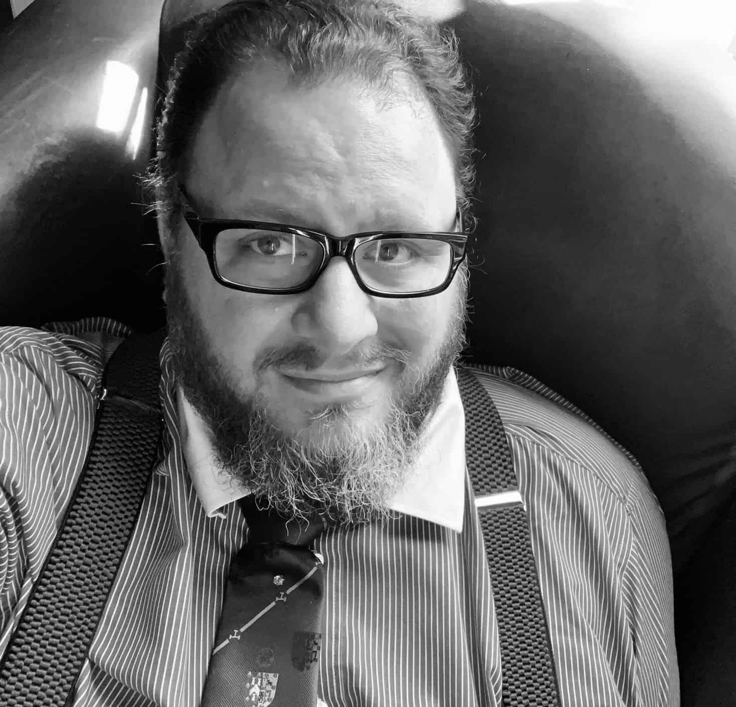 Shaun Brookhouse, International Speaker and Presenter