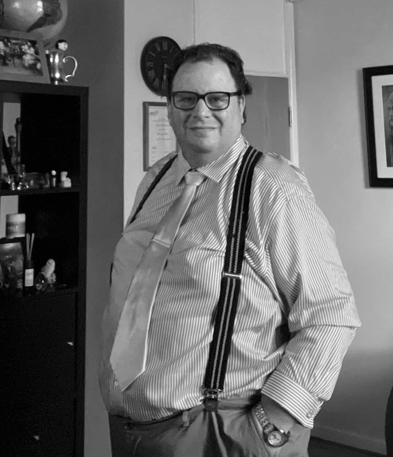 Manchester Hypnotherapist Shaun Brookhouse