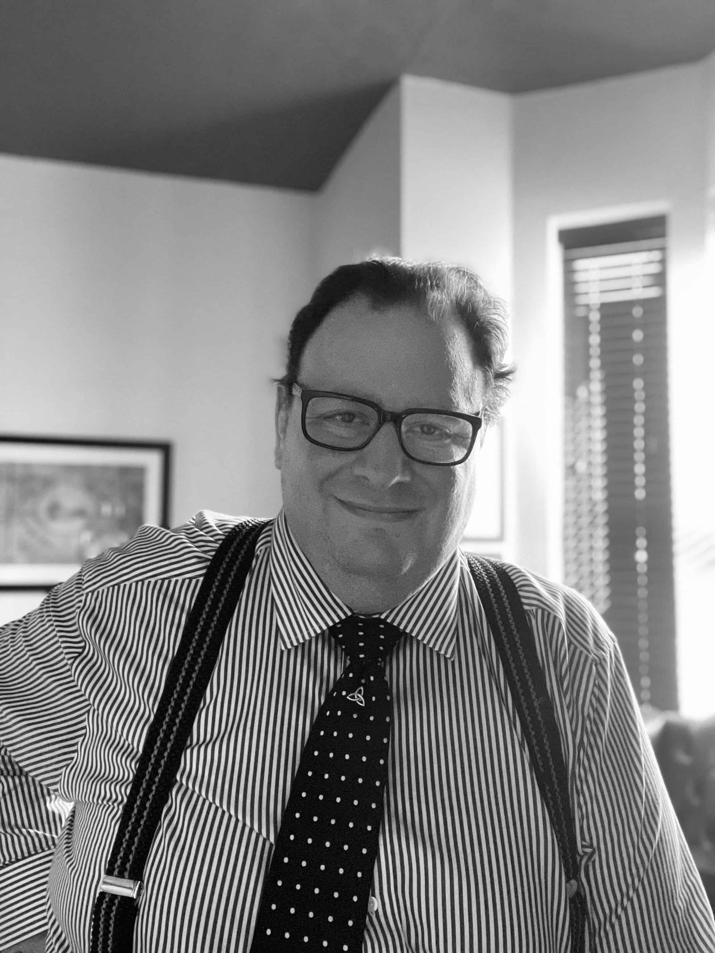 Shaun Brookhouse, Psychotherapist